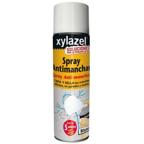 Pintura antimanchas paredes 500 ml bl spray xylazel