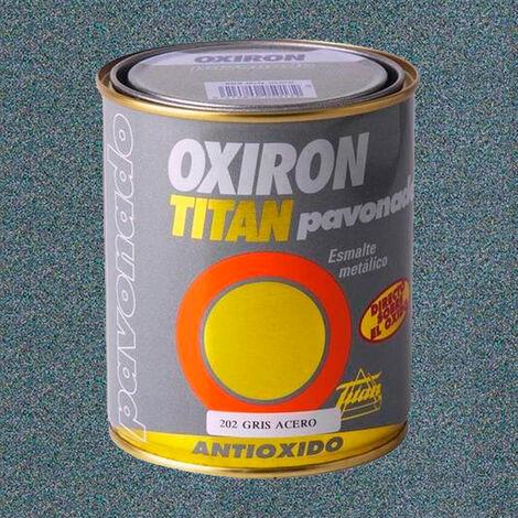 Pintura antioxidante Titan Oxiron acero