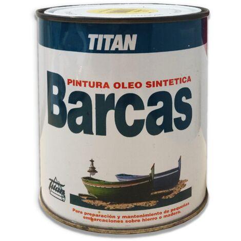 PINTURA BARCAS TITAN AMARILLO 531 375 ML