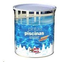 PINTURA CLOROCAUCHO PISCINAS 4 LT