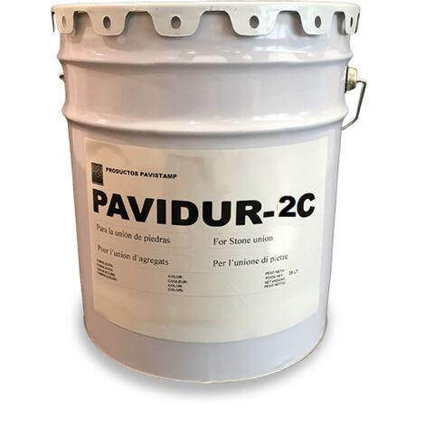 Pintura epoxi base disolvente Pavidur 2C