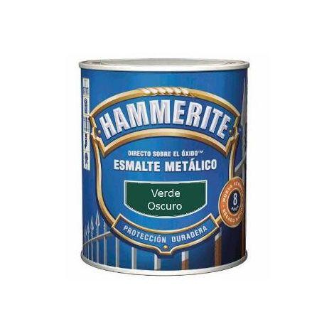 Pintura esmalte exterior 750ml Hammerite