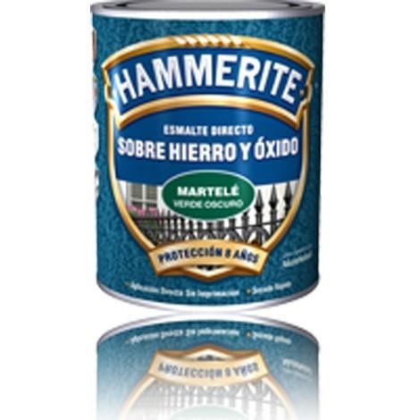 Pintura esmalte martelé gris Hammerite