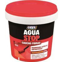 Pintura imperm. cau/acr 1 kg ro fib antig aguastop el ceys