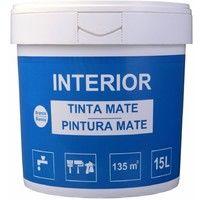 PINTURA MATE INTERIOR