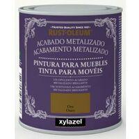 Pintura Muebles Acabado Metalizado Rust-Oleum Xylazel