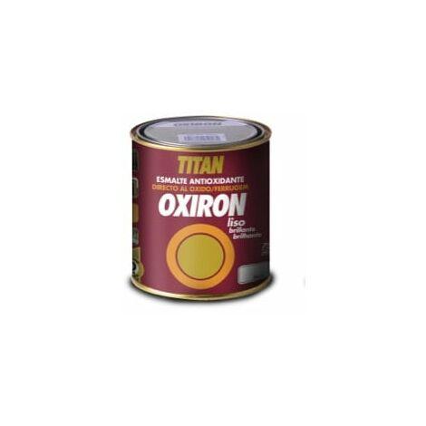 PINTURA OXIRON LISO VERDE BOSQUE 375 ML