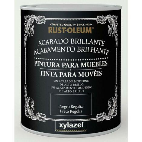 """main image of """"Pintura para muebles brillante Xylazel Blanco hielo 750 ml - Blanco"""""""