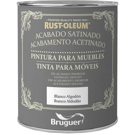 Pintura para muebles Xylazel Blanco satinado 125 ml