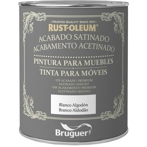 Pintura para muebles Xylazel Blanco satinado 750 ml