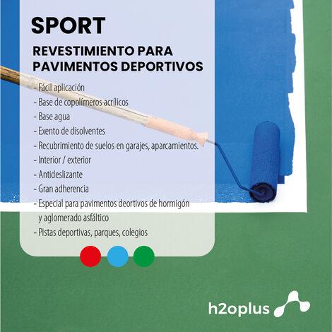 Pintura para Pistas Deportivas y Pavimentos SPORT