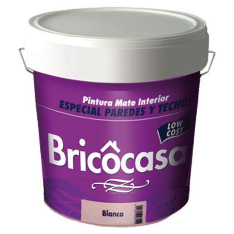 PINTURA PLAST.BRICOCASA BCO.MATE INT.15K - TITAN - 02F 0001 15