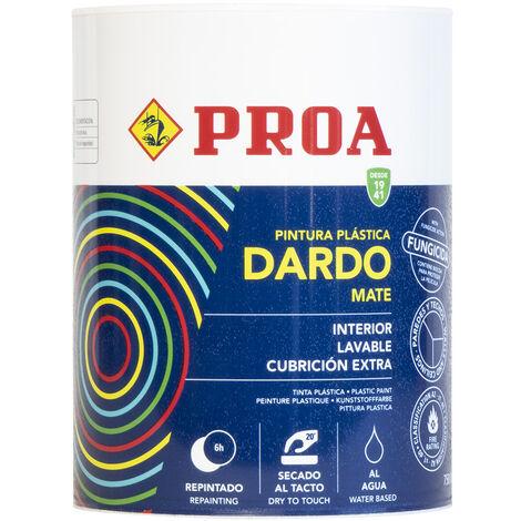 "main image of ""PINTURA PLASTICA INTERIOR BLANCA DARDO"""