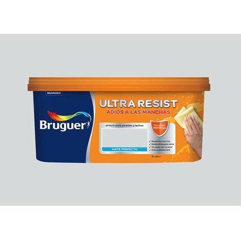 """main image of """"PINTURA PLASTICA INTERIOR BRUGUER GRIS CLASICO 4L"""""""