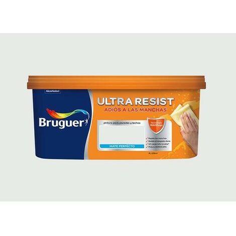 PINTURA PLASTICA INTERIOR BRUGUER GRIS NEUTRO 4L