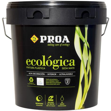 Pintura plástica interior ecológica Proa