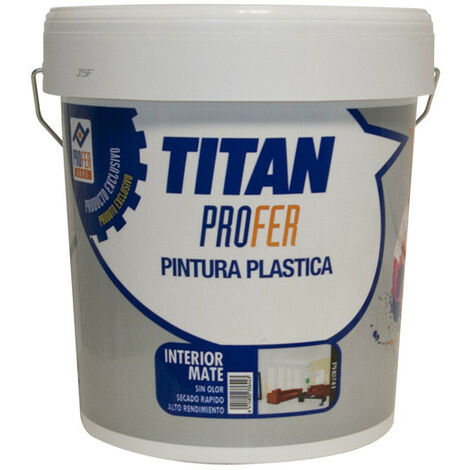 Pintura Plastica Interior Mate - NEOFERR - PH742 - 12 KG..
