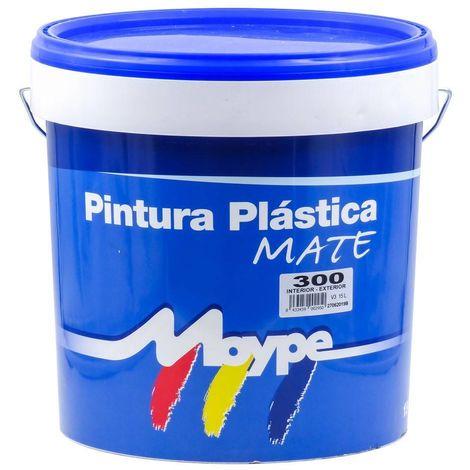 Pintura Plástica Mate 300 Moype