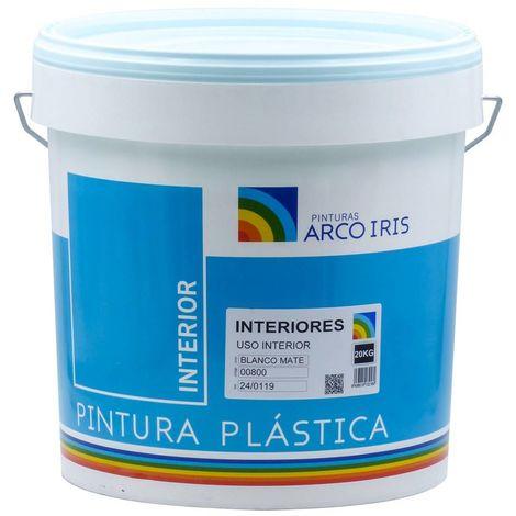 """main image of """"Pintura Plástica Mate Interiores Arcoiris"""""""
