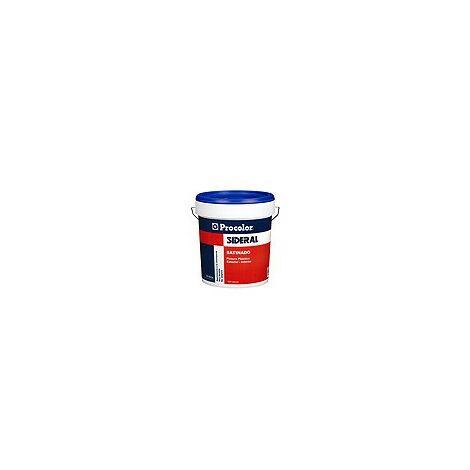 Pintura Plastica Satinada 505 - SIDERAL - 5058576 - 15 L..