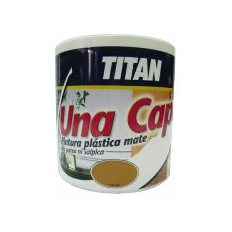 Pintura plástica una capa 4L Titan