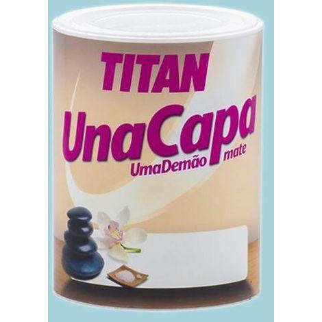 Pintura plástica una capa 750ml Titan
