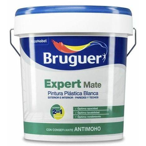 Pintura pp mate blanca expert 0,75l bruguer EDM 25096
