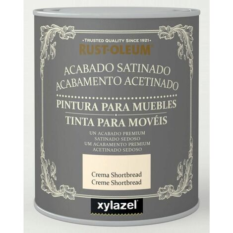 Pintura Satinada Muebles Xylazel Crema short bread