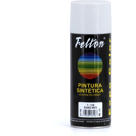 Pintura sintética en spray brillante Felton