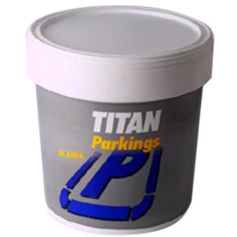 Pintura Suelos Trafico Blanco - Titan - 02A320034 - 750 Ml