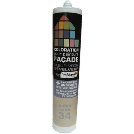 pintura tinte fachadas Richard arena 450 gr - Sable