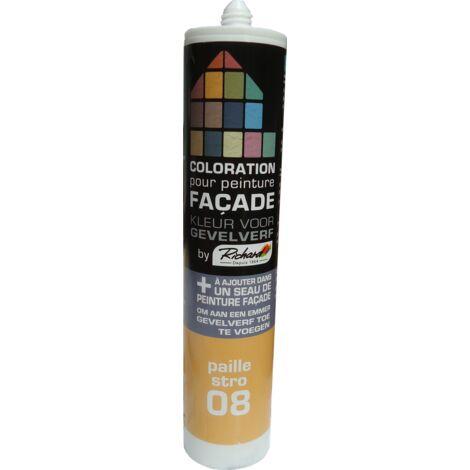 pintura tinte fachadas Richard paja 450 gr - Paille