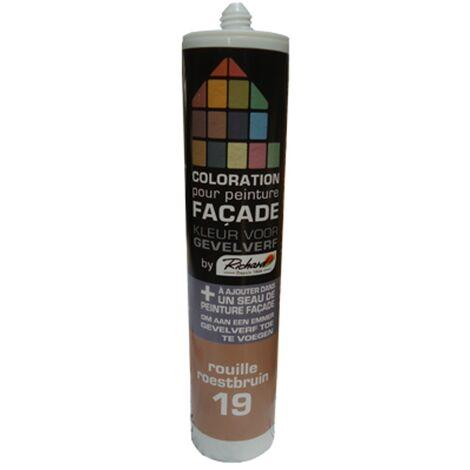 pintura tinte fachadas Richard Rust 450 gr - Rouille
