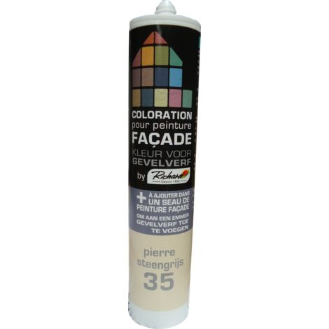 pintura tinte fachadas Richard Stone 450 gr - Pierre