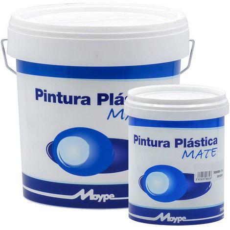 Pinture Plastique Mate 300 Moype