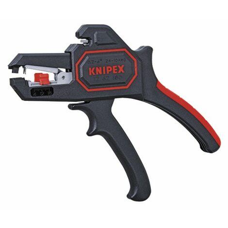 Pinza pelacables automatica - KNIPEX - WERK : 12 62 180 SB