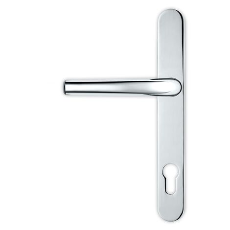 PIONEER+ DOOR HANDLES - LEVER/PAD - 5 COLOURS