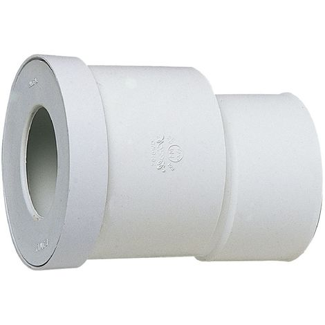 """main image of """"Pipe wc sortie droite excentrée 85/107 O100"""""""