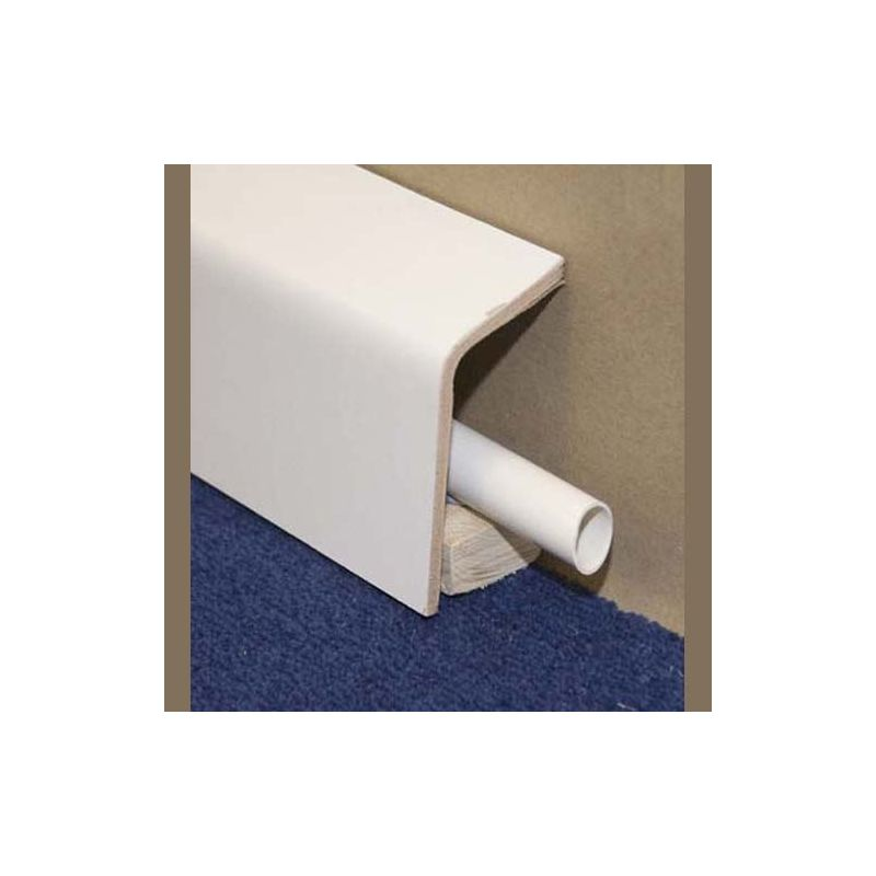 Pipe Boxing Skirting Cover 45 X 110mm