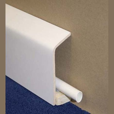 Pipe Boxing Skirting Cover 75 x 180mm