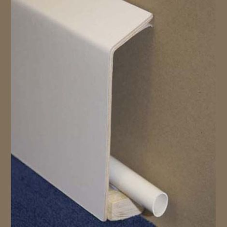 Pipe Boxing Skirting Cover 75 x 220mm