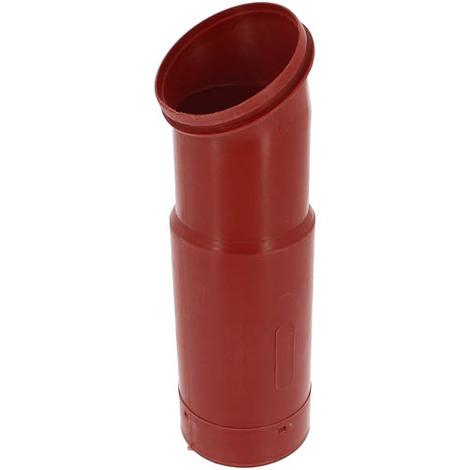 Pipe de raccordement de drain latérale O80
