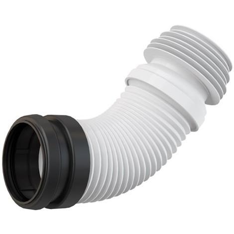 Pipe flexible – Sortie WC – 90/110 – FLEXI