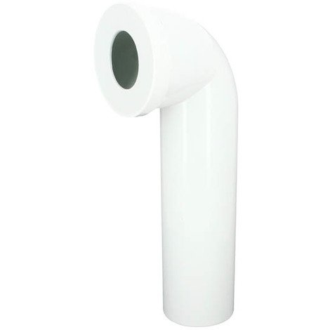 Pipe longue wc longueur 350 joint 85/107