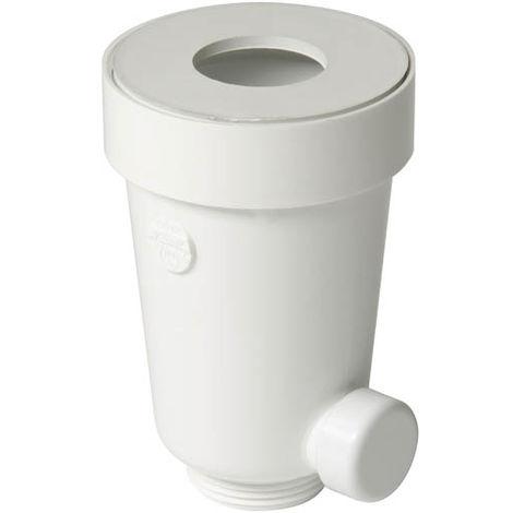 "main image of ""Pipe urinoir siphonnée sortie Ø32 femelle"""