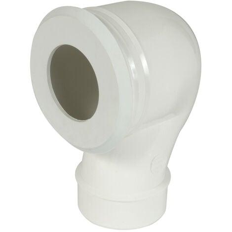 Pipe WC à sortie verticale Ø90 à 110 Ø100