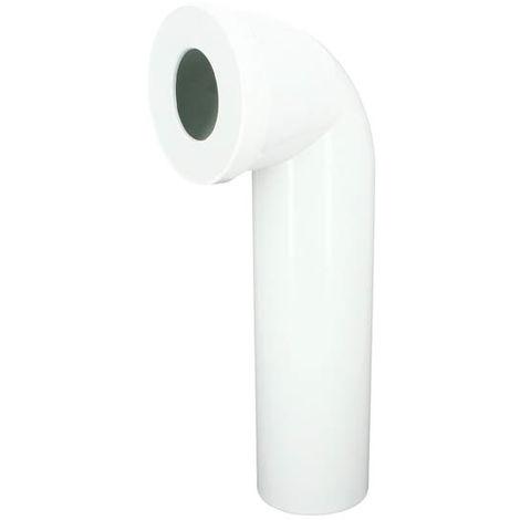 Pipe WC coudée 90° - Ø85 à 107