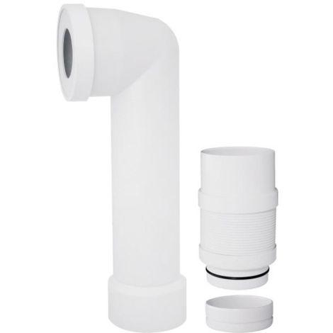 Pipe WC de rénovation PipUp 2