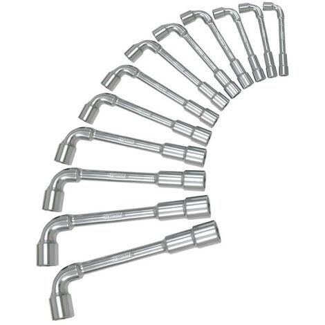 Pipe wrench set KS TOOLS - Unblocked - 12 pcs - 517.0442