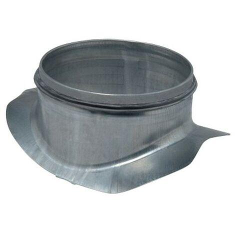 Piquage 90° circulaire à joints - De 200 à 200mm